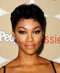 hype hair styles for black women 17 best short hairstyles for african american women short