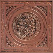 Ornate Ceiling Tiles by Downtown Faux Tin Ceiling Tile 24