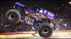 monster truck grave digger video son uva digger theme song youtube