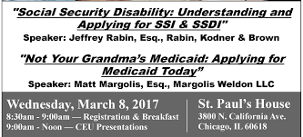 chicago professionals enjoy a half day education event on the