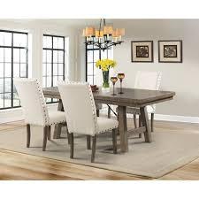 picket house djx100sc dex dining parson chair in cream linen w
