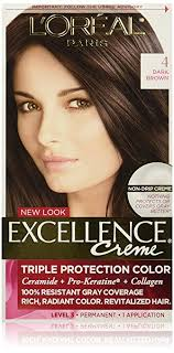 best hair color for a hispanic with roots amazon com l oréal paris excellence créme permanent hair color