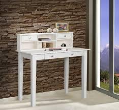 Schreibtisch Kiefer Massiv Sekretär Schreibtisch Weiß Mit Aufsatz Kiefer Massiv In
