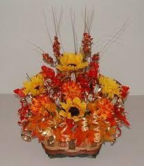 thanksgiving bouquet cornucopia candy bouquet thanksgiving centerpiece by candyflorist