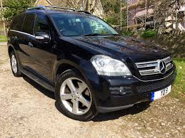mercedes jeep black used mercedes benz gl class cars for sale motors co uk