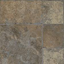 Laminate Tile Flooring Lowes Shop Armstrong Flooring Stone And Ceramics 15 94 In W X 3 98 Ft L