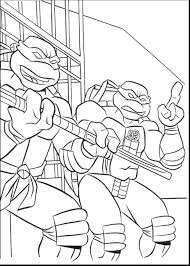 coloring pages teenage mutant ninja turtles coloring teenage