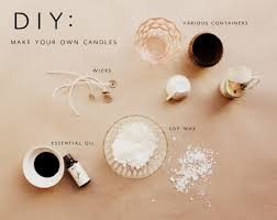 diy handmade soy candles scoutie