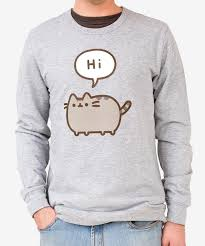 pusheen u2013 hey chickadee