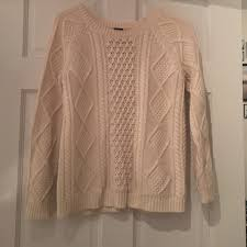 cable knit sweater womens 83 gap sweaters gap s wavy cable knit sweater from