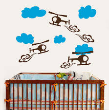 Nursery Decals For Walls by Online Get Cheap Airplane Wall Decals For Nursery Aliexpress Com