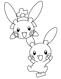 pokemon advanced coloring pages color pokemon coloring u0026 b u0026w