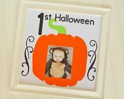 babys 1st halloween baby u0027s first halloween cricut projects