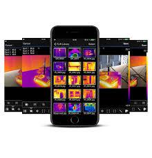 mobile app android flir tools app flir