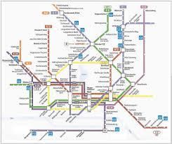 Hamburg Germany Map by Park And Ride Hamburg