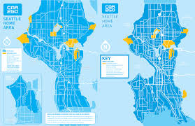 Seattle City Limits Map by Car2go Expands Service Area And Adds 250 Cars