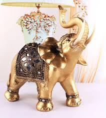 2 elephant european style home accessories garden resin decoration