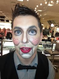 Doll Halloween Makeup Ideas ventriloquist dummy makeup makeup costumes and halloween ideas