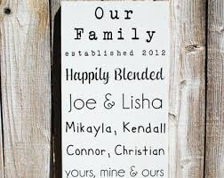wedding quotes joining families blended family with children involved in wedding ideas