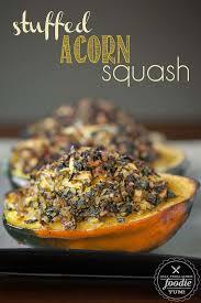 acorn squash self proclaimed foodie