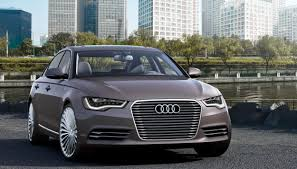 kereta audi wallpaper audi a6 l e tron concept reduces emissions not luxury