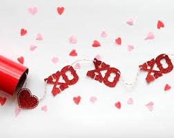 Easy Valentine S Day Decor by Valentine U0027s Day Gifts Etsy