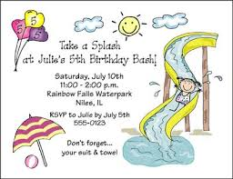juvenile invitations from pen at hand stick figure products by