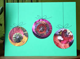 recycle christmas cards crafts christmas lights decoration
