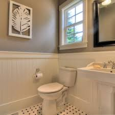 Wainscoting Small Bathroom by 30 Best Beadboard Images On Pinterest Bathroom Ideas Home Decor