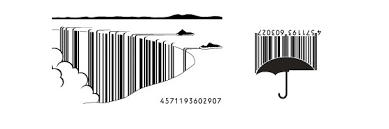 Barcode Designs For Barcodes Don T To Be Boring Bookem Creative
