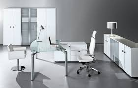 White Home Office Furniture Sets White Office Furniture Discoverskylark