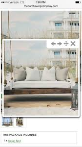 20 best hanging daybeds images on pinterest daybeds porch ideas
