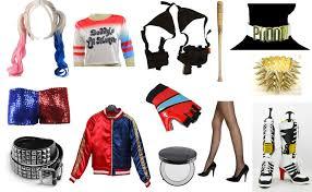Harley Quinn Halloween Costume Diy Harley Quinn Squad Costume Carbon Costume Boards