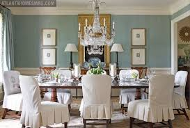 Southern Dining Rooms Decorating Thru The Decades My Kentucky Living