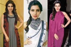 samantha tattoo on her neck samantha ruth prabhu s style is always on point here s your proof