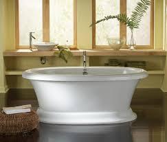 Freestanding Air Tub Carrington 6638cf Aquatic Bath