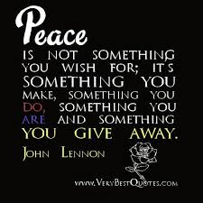 quotes about peace indiatimes
