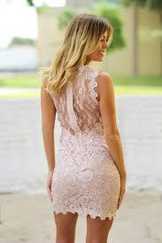 blush lace short dress blush short dress lace cocktail dress