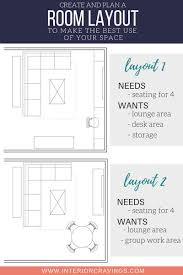 family room layout create and plan a room layout to make the best use of your space