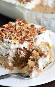 Halloween Poke Cake by Hummingbird Poke Cake Will Cook For Smiles