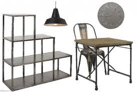 Chaise Industrielle En M C3 A9tal Par Henri Chaise Style Industriel Pas Cher Free Gallery Of Charmant Tabouret
