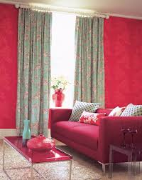 bright red paint for walls furniture u0026 accessories beautiful design of red sofa in living
