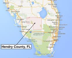 Florida Everglades Map by Outraged Community Holds Elected Officials Accountable For Secret