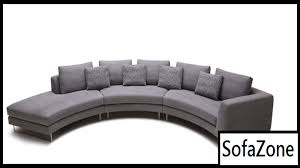 Curved Sofa Sectional Modern Curved Sofa Sectional Modern Cozysofazone Curved Sofa