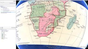 Google Maps Africa by Google Earth Africa Map Tutorial Youtube