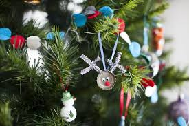 Christmas Ornaments Diy Easy by Christmas Best Homemade Christmas Decorations Ideas On Pinterest