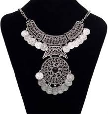 long necklace chain silver images Oxidised silver jewellery necklaces buy oxidised silver jpeg