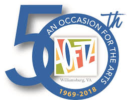 fiftieth anniversary an occasion for the arts 50th anniversary virginia is for