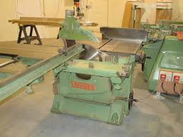 Woodworking Machinery For Sale Ebay by Stenner Abm Rip Sliding Table Saw Woodworking Tools Woodworking