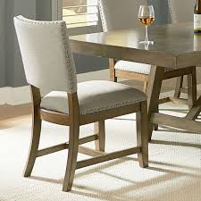 Omaha Dining Room Set W Bench And Upholstered Chairs Grey - Dining room sets with upholstered chairs